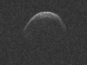 Asteroide cercano a la Tierra sin riesgo de colisionar con nuestro planeta