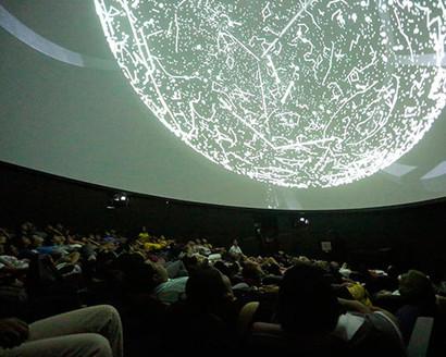 """El Planetario de Cozumel celebra el estreno de la película china: """"El Palacio Celestial""""."""
