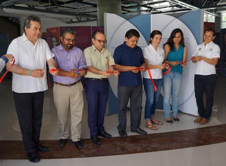 """Llega al Planetario de Cozumel la exposición """"Relatos de la Ciencia y la Técnica en México"""""""