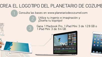 Se lanza convocatoria para el diseño de identidad gráfica del Planetario de Cozumel
