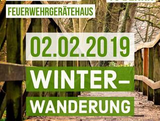 Winterwanderung 02.02.2019