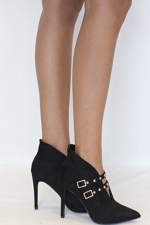 YANKEE  - High Heel Stiefelette