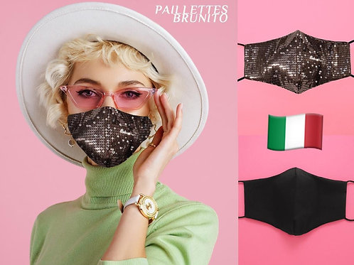 Stoffmasken (Made in Italy)