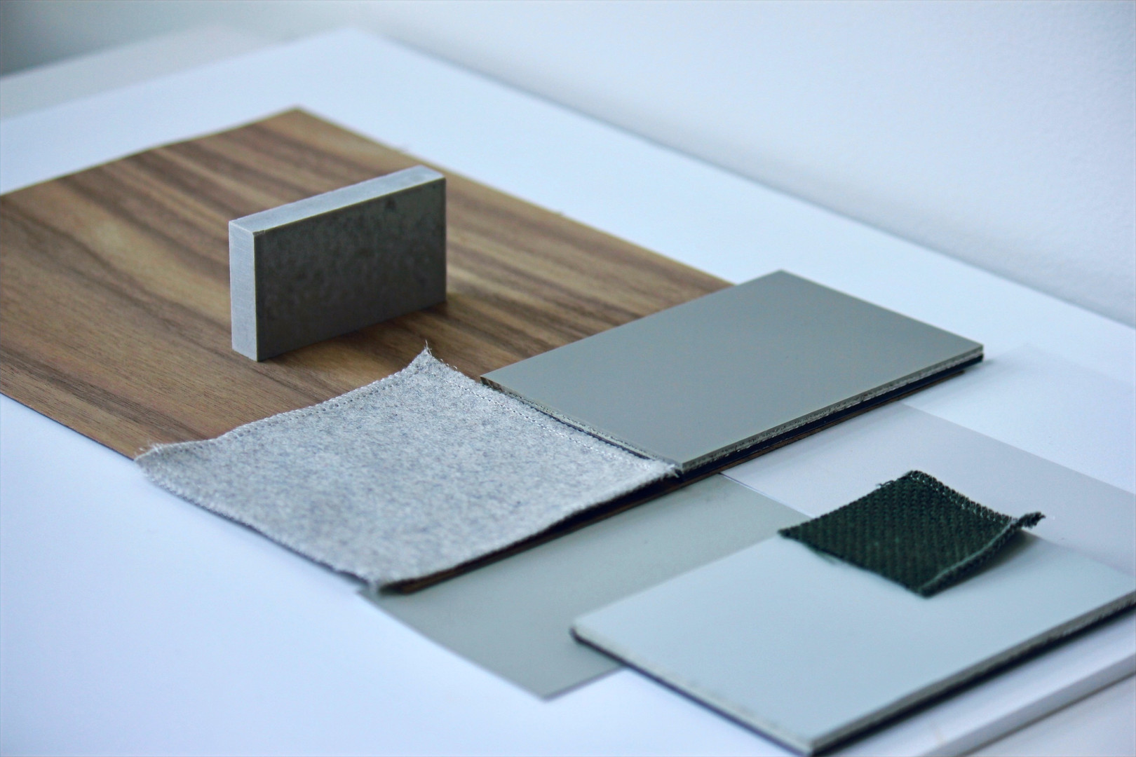 Materialen en kleuradvies presentatie