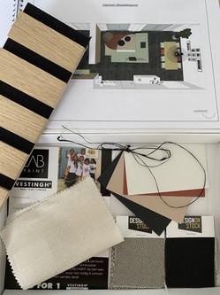 Materialen presentatie