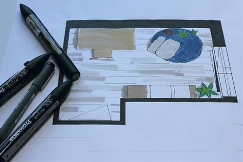 Plattegrond 2D