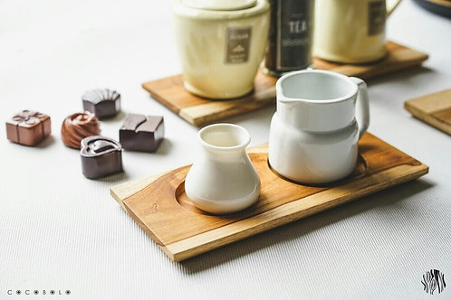 TOOI wooden tray