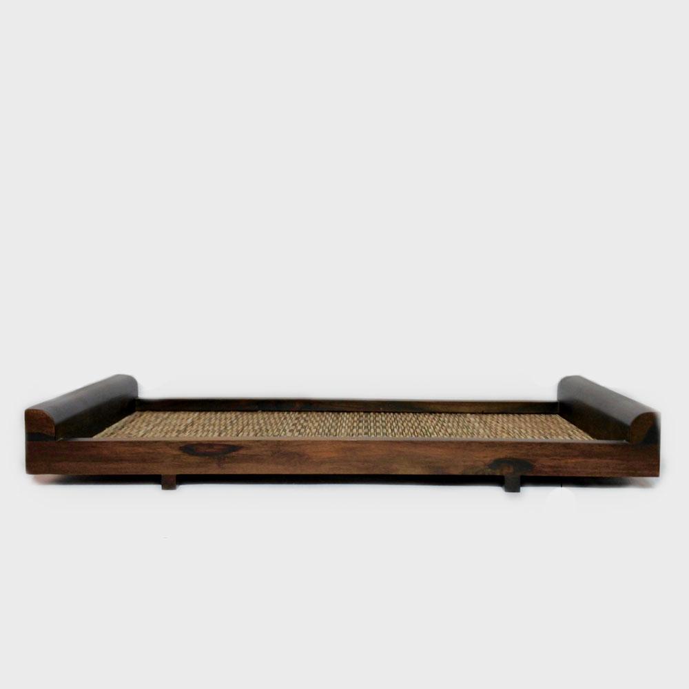 Ratta wooden tray