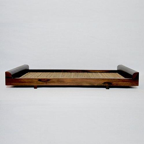 Ratta wood tray