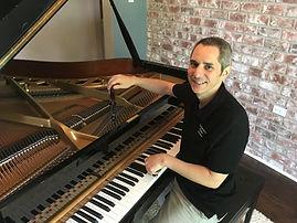 Justin Ducharme Piano Technician Baton Rouge, LA