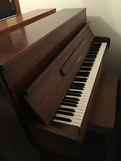 Yamaha Upright Console Piano for Rent