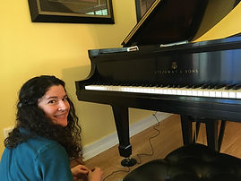 Ashley Ducharme Piano Technician Baton Rouge, LA