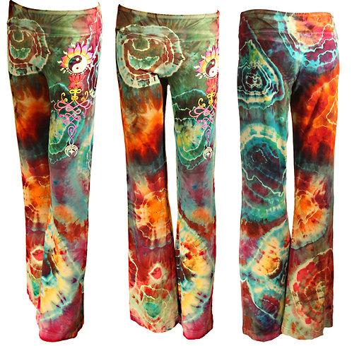 Geode yoga pants