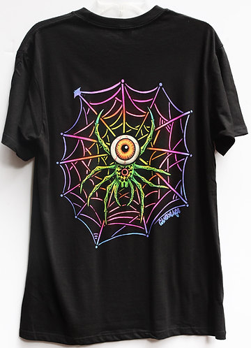 Eyeball Spider T-shirt