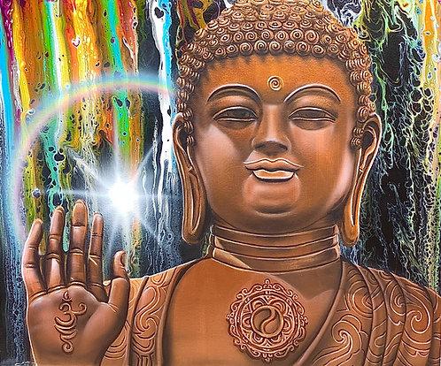 Budha blessings
