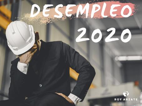 El Desempleo en Quintana Roo y México