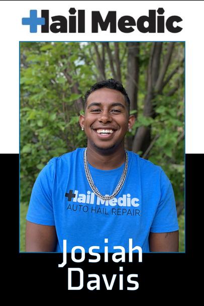 Josiah Davis - Account Representative