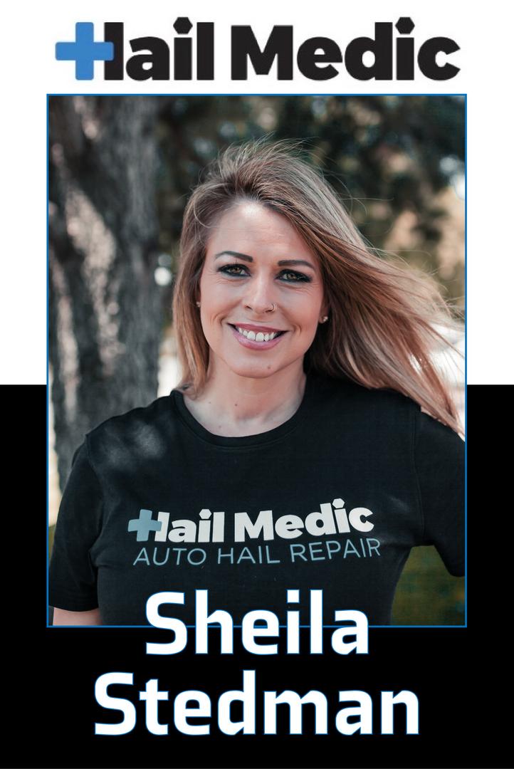 Sheila Stedman - Controller