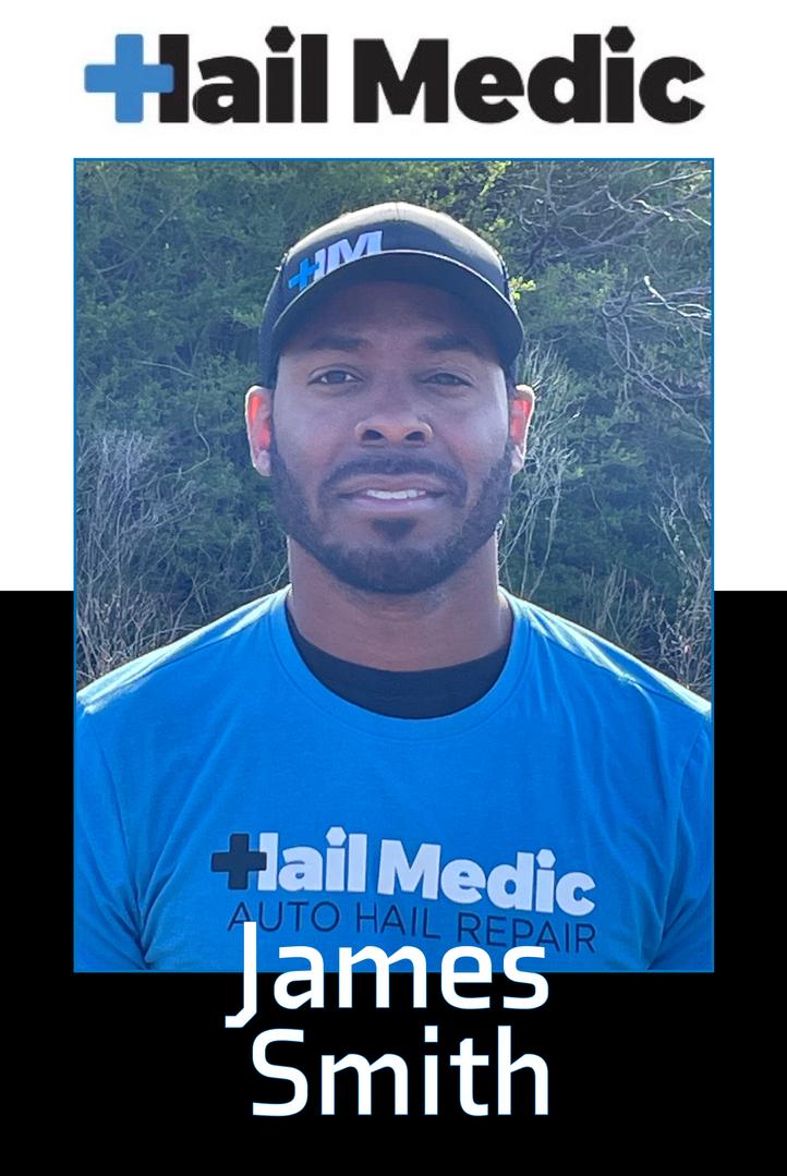 James Smith - Account Representative