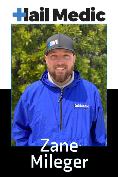 Zane Mileger - Account Representative