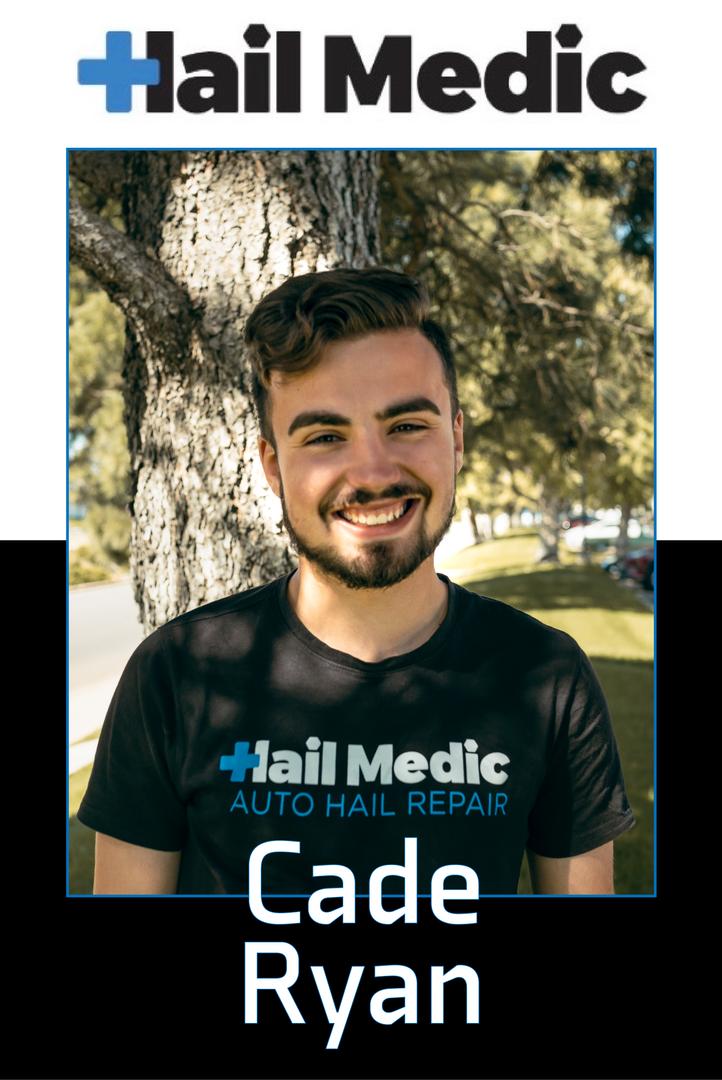 Cade Ryan - Account Representative
