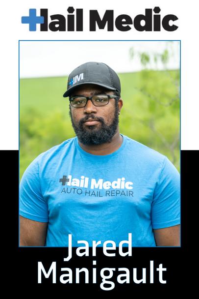 Jared Manigault - Account Representative