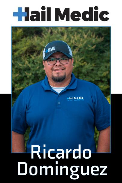Ricardo Dominguez - Account Manager