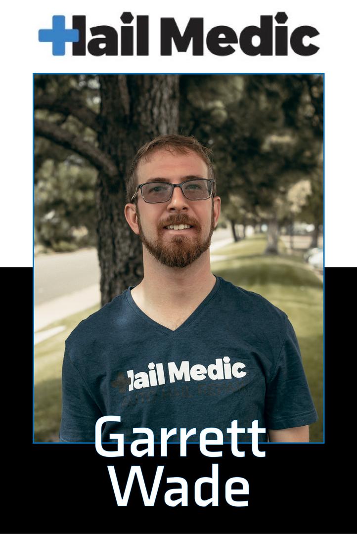Garrett Wade - Account Representative