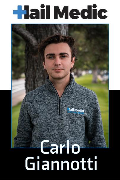 Carlo Giannotti - Account Representative