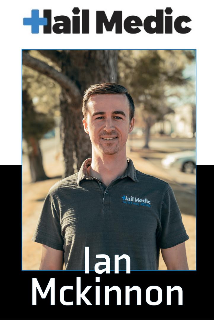 Ian Mckinnon - Account Manager