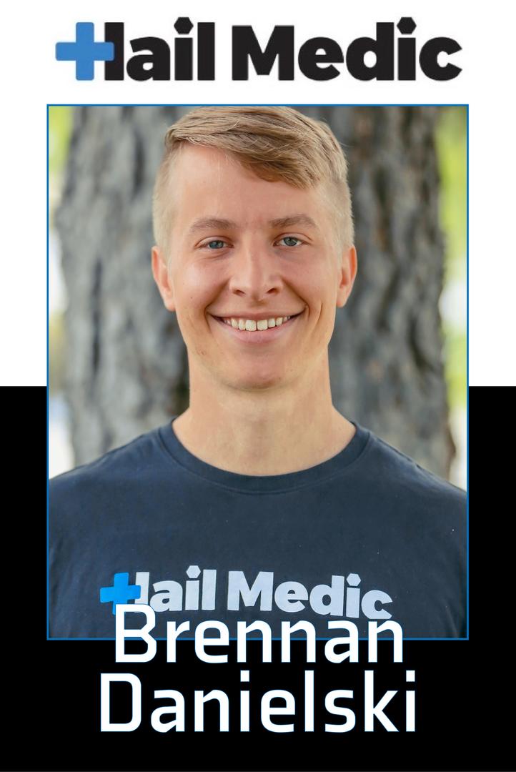 Brennan Danielski - Account Representative