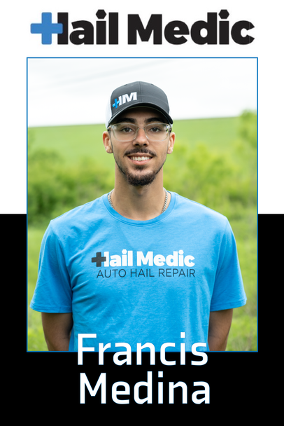 Francis Medina - Account Representative