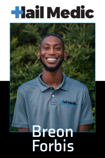 Breon Forbis - Account Representative