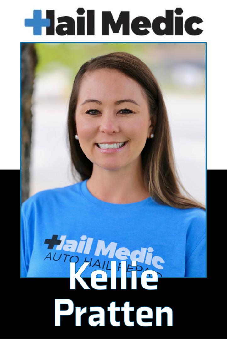 Kellie Pratten - Admin Assistant