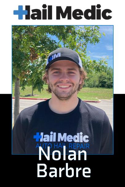 Nolan Barbre - Account Representative