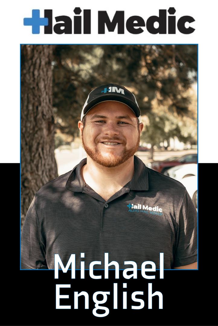 Michael English - Account Representative