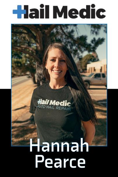 Hannah Pearce - Account Representative