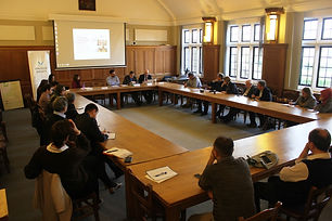 """Spring Educational Society and Dialogue Society organized a mini-conference on Brexit under the title of """"Integration and Identity Politics in Post-Brexit Britain."""""""
