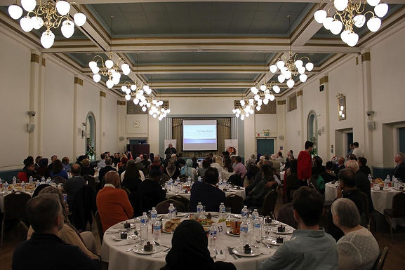 Community Iftar: Understanding the Other: Prospects of Dialogue and Tolerance in a Turbulent Age