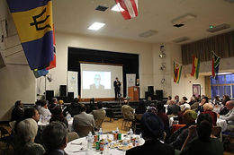 Community iftar with Lord Mayor of Leicester and with many distinguished guests