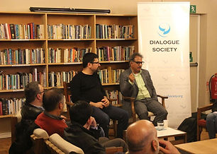 Dialogue Society Leicester Branch organised a panel discussion with Prof Anwar Alam on the roots of radicalisation and how to alleviate it through a healthy dialogue process.