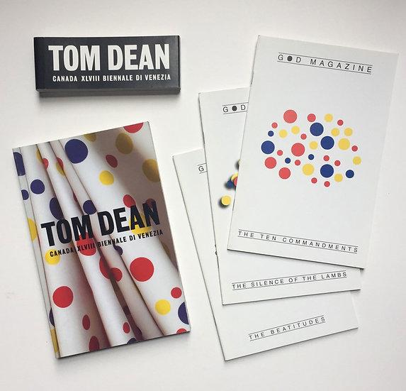 Tom Dean: God Magazine (1999)  (signed)