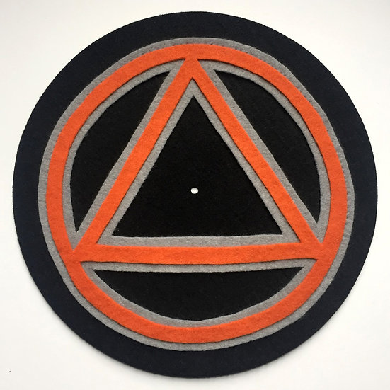 Untitled (Slipmat)  (2005)