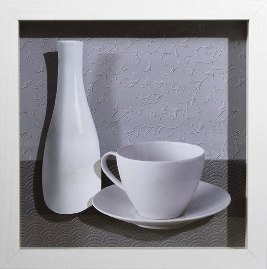 Vase and cup (2017)
