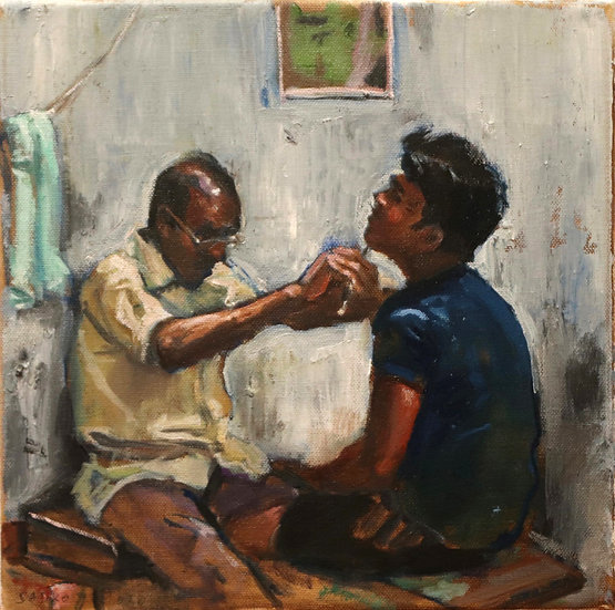 Barber Shop (2020)