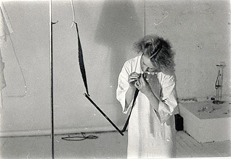 Marlene Elasz, Toronto II  (1972/2020)