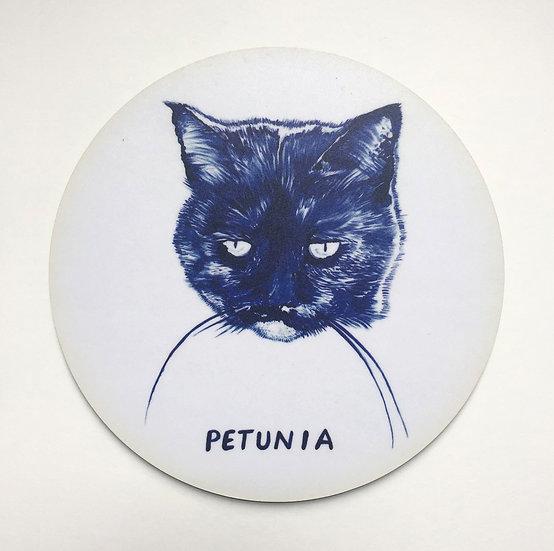 Mousepad (Petunia)  (2011)