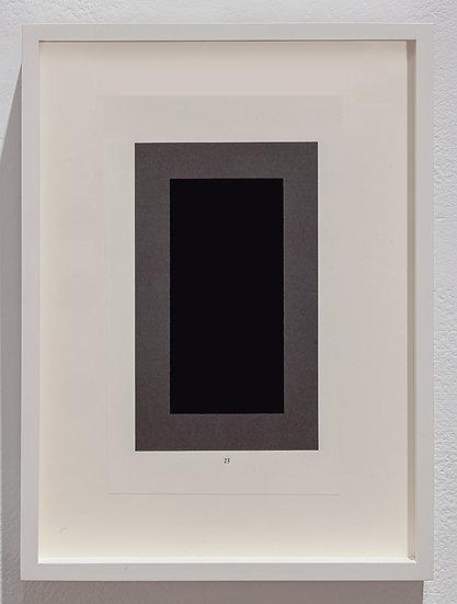 Lacuna (Black Page) 4 (2018)