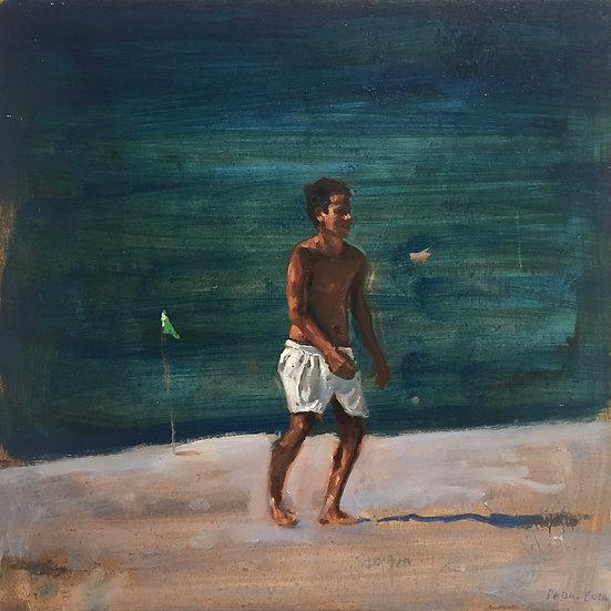 Blue beach(2020)