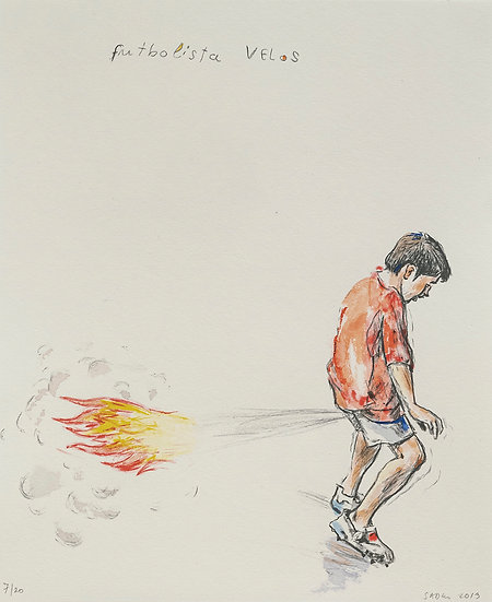 Speedy Gonzales(2013)